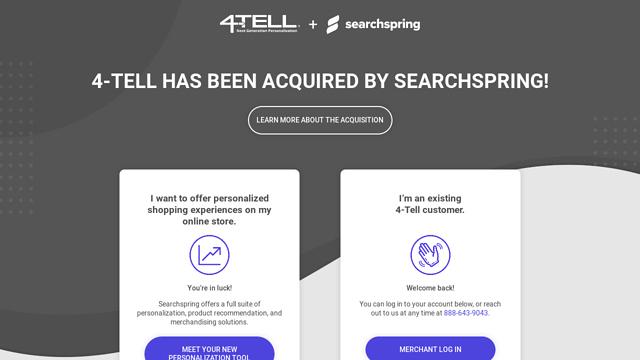 4-Tell API koppeling