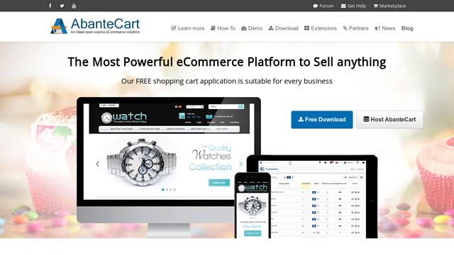 AbanteCart API koppeling