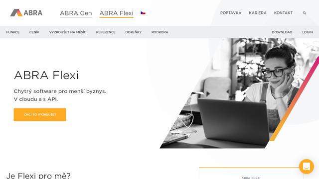 ABRA-FlexiBee API koppeling