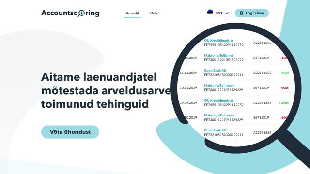 Accountscoring API koppeling