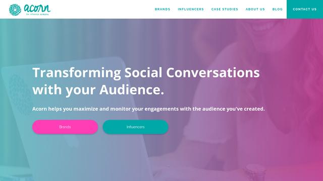 Acorn:-The-Influence-Company API koppeling