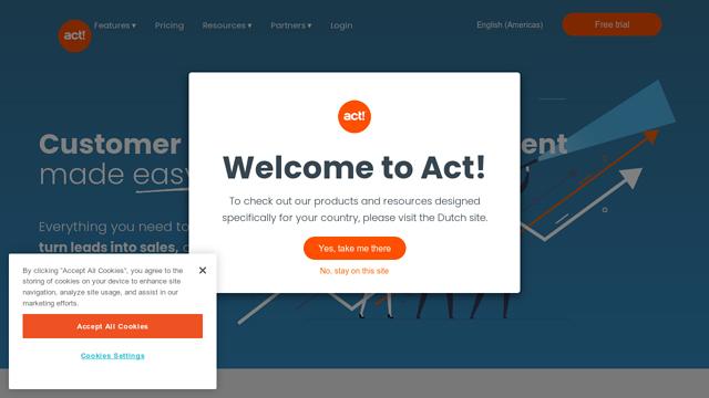 Act API koppeling