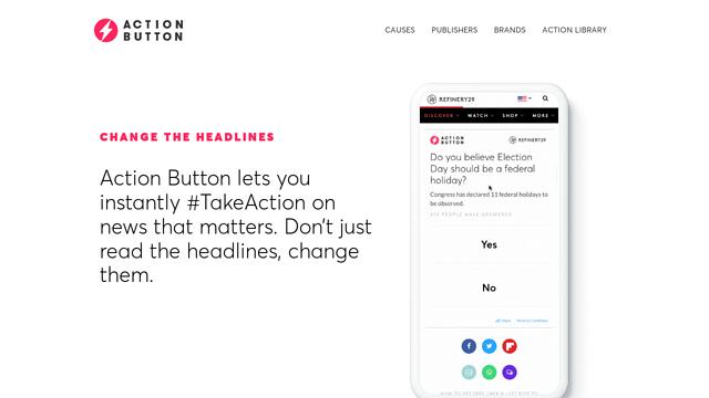 Action-Button API koppeling