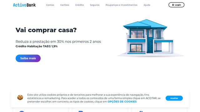 ActivoBank API koppeling