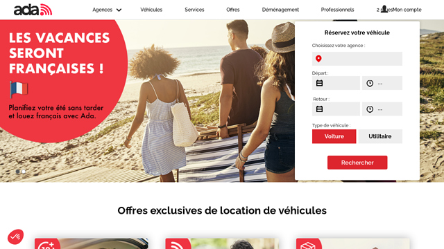 ADA-Location-Nantes API koppeling
