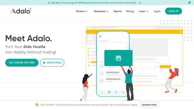 Adalo API koppeling