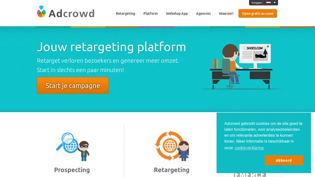 Adcrowd API koppeling