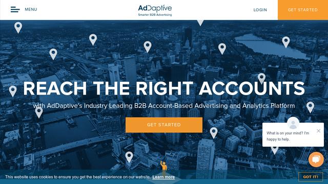 Addaptive API koppeling