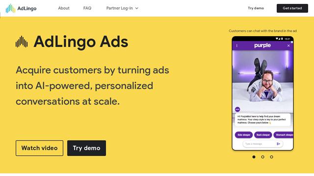 AdLingo API koppeling