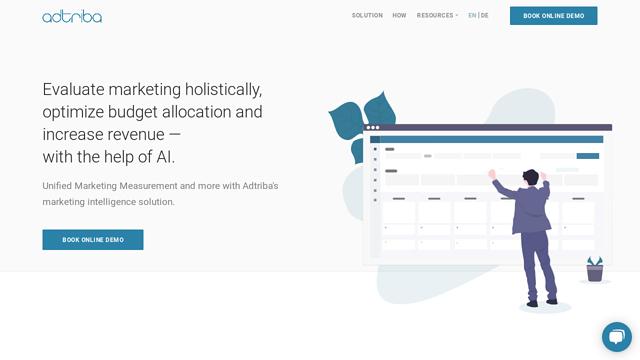 Adtriba API koppeling