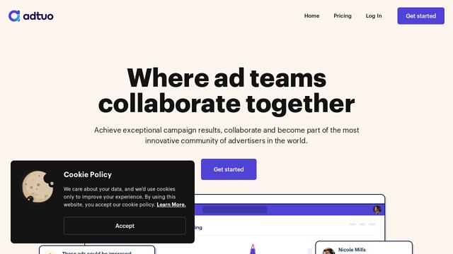 Adtuo API koppeling