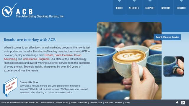Advertising-Checking-Bureau API koppeling