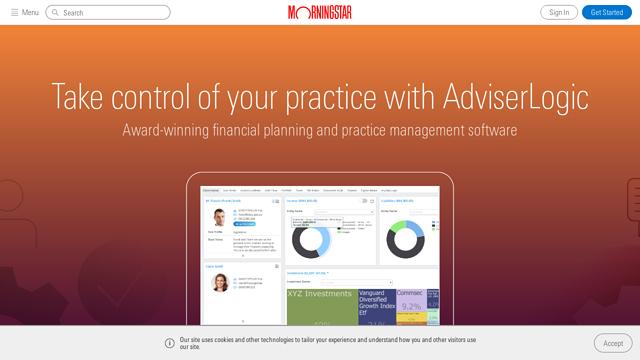 AdviserLogic API koppeling