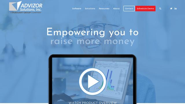 ADVIZOR-Solutions API koppeling