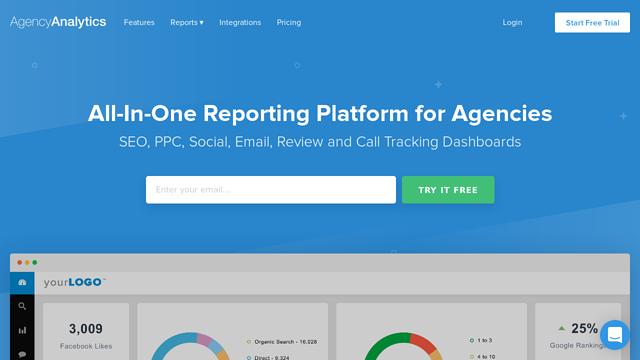 AgencyAnalytics API koppeling