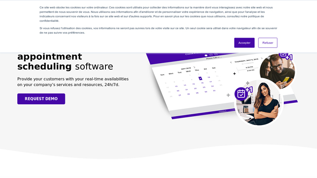 Agendize API koppeling