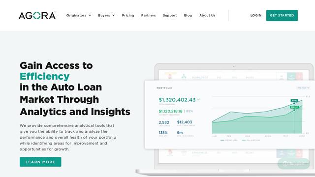 AGORA-Data API koppeling