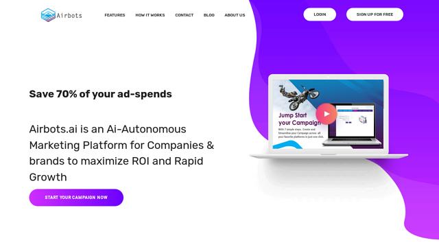Airbots API koppeling