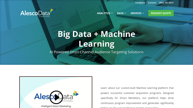 Alesco-Data API koppeling