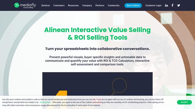 Alinean API koppeling