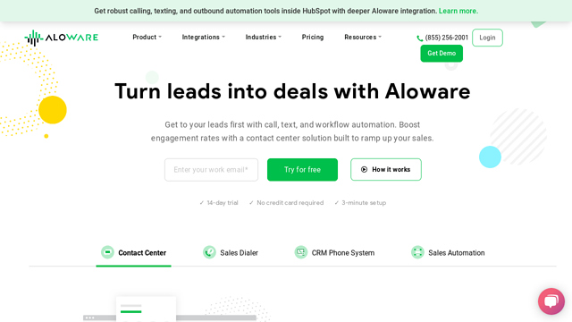 Aloware API koppeling