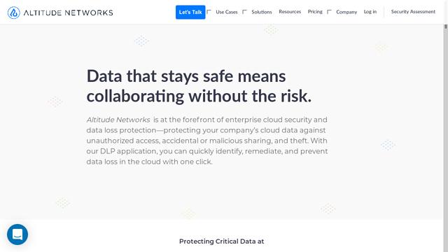 Altitude-Networks API koppeling