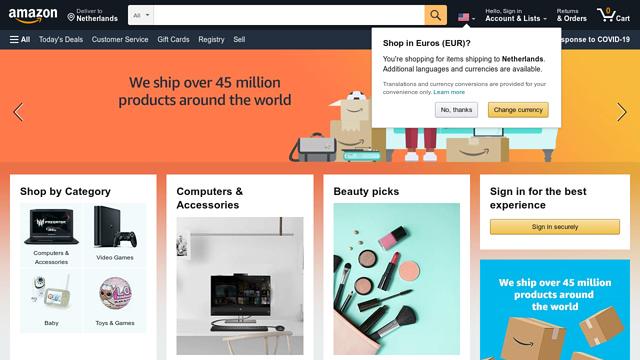 Amazon-Kinesis API koppeling