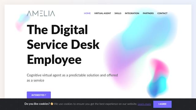 Amelia API koppeling