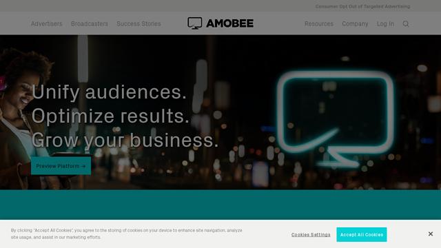 Amobee API koppeling