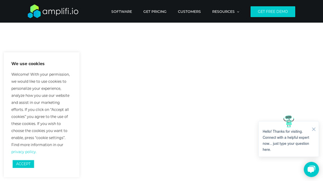 amplifi.io API koppeling