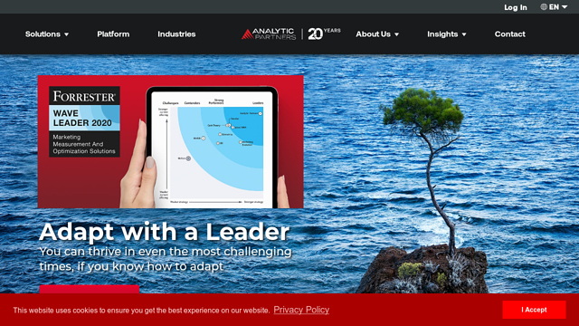 Analytic-Partners API koppeling