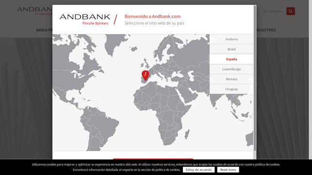 Andbank API koppeling