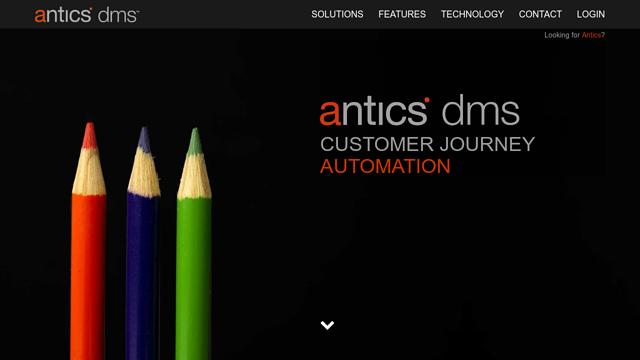 Antics-DMS API koppeling