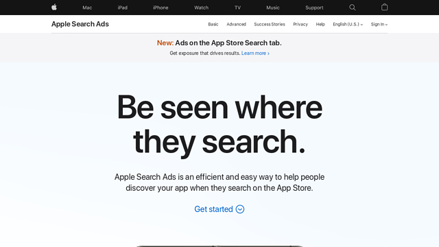 Apple-Search-Ads API koppeling