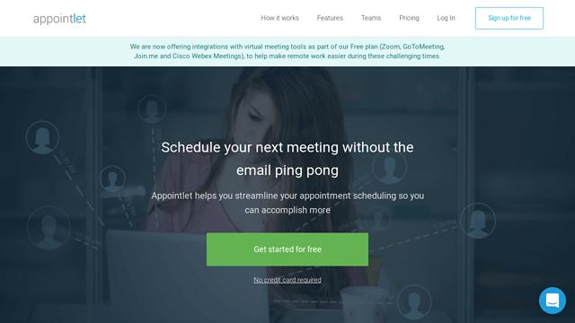 Appointlet API koppeling