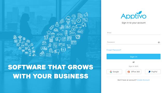 Apptivo API koppeling