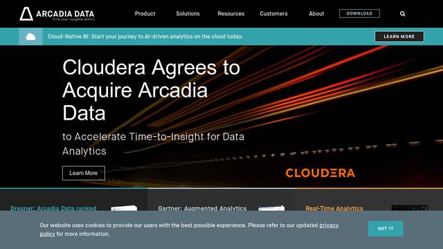 Arcadia-Enterprise API koppeling