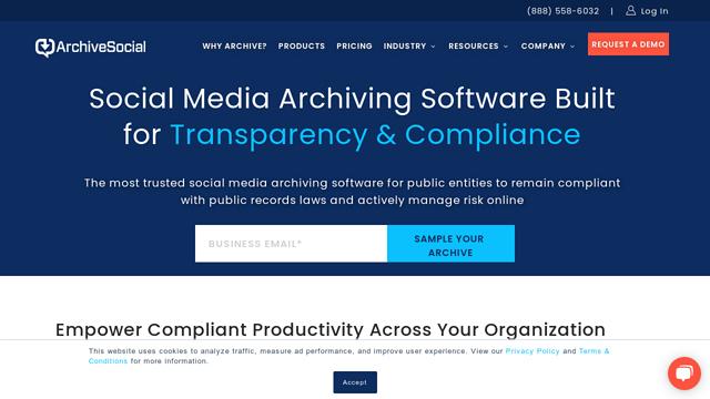 ArchiveSocial API koppeling
