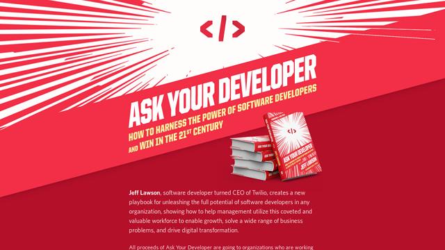 Ask-Your-Developer API koppeling
