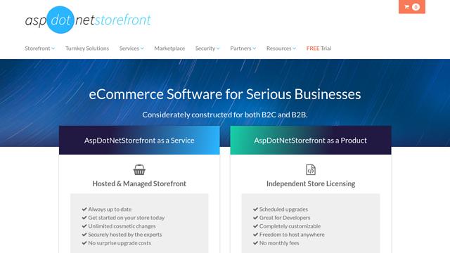 AspDotNetStorefront API koppeling