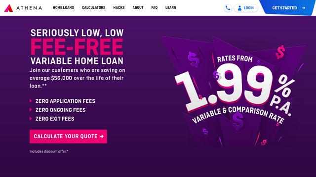 Athena-Home-Loans API koppeling