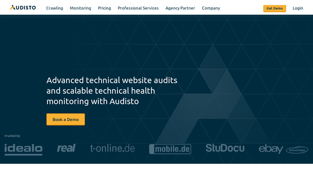 Audisto-GmbH API koppeling