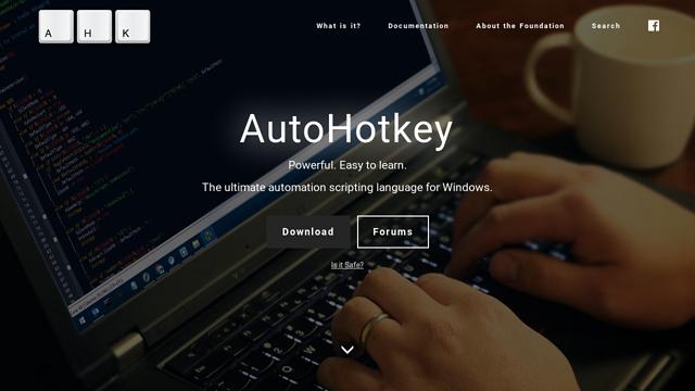 AutoHotkey API koppeling