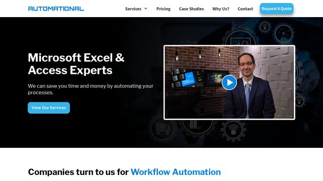 Automational API koppeling