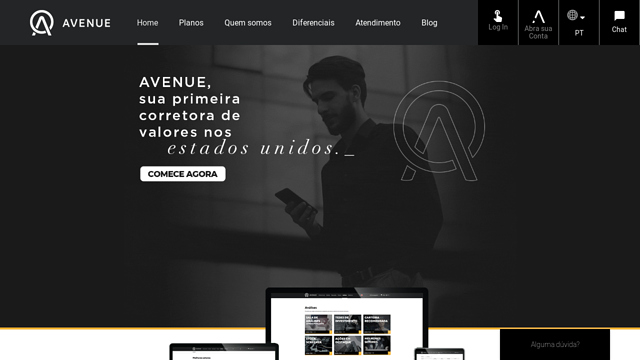Avenue-Securities API koppeling