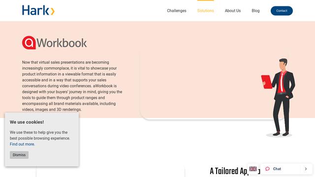 aWorkbook API koppeling