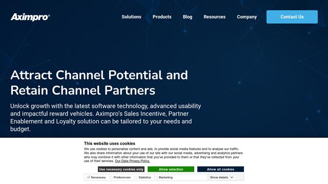 Aximpro API koppeling