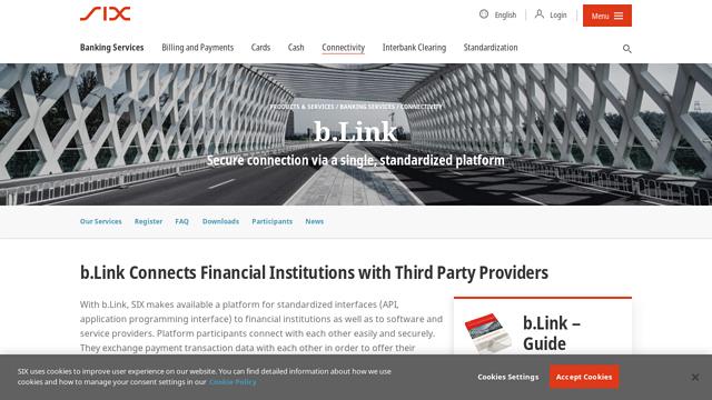b.Link API koppeling