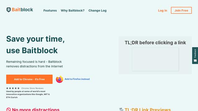 Baitblock API koppeling