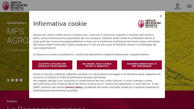Banca-MPS-(Monte-dei-Paschi-di-Siena) API koppeling